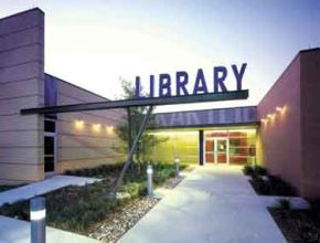 Audelia Road Branch Library